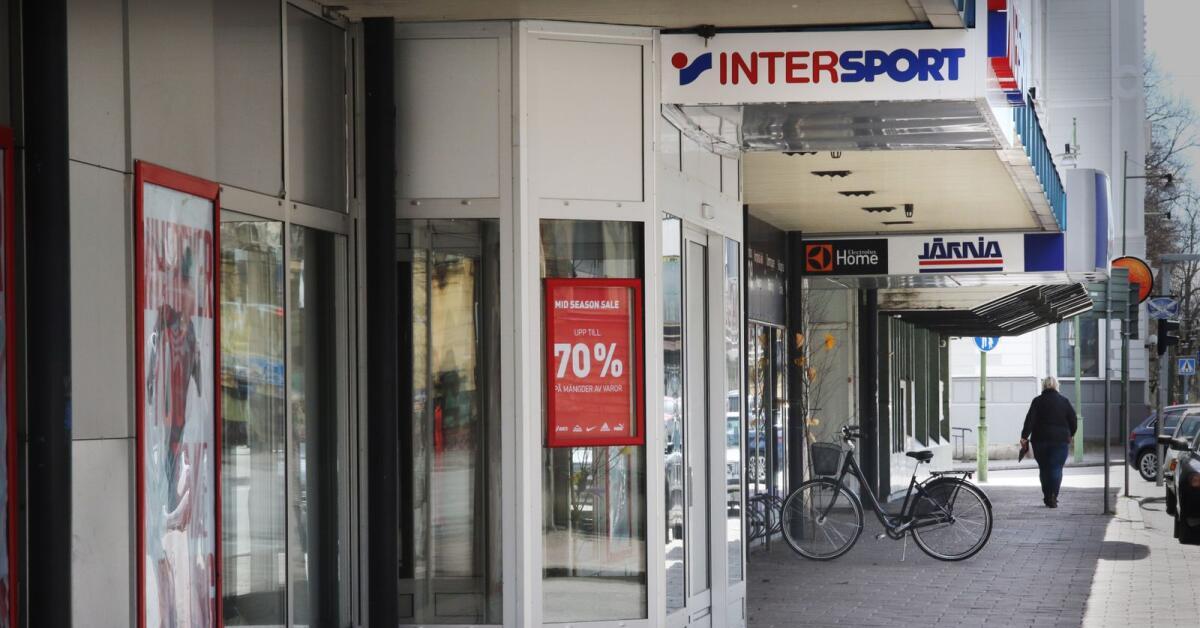 Intersport till rekonstruktion – corona har slagit hårt