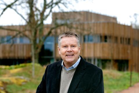 Staffan Strm, 61 r i Lidkping p Rda Johanslund - Mrkoll