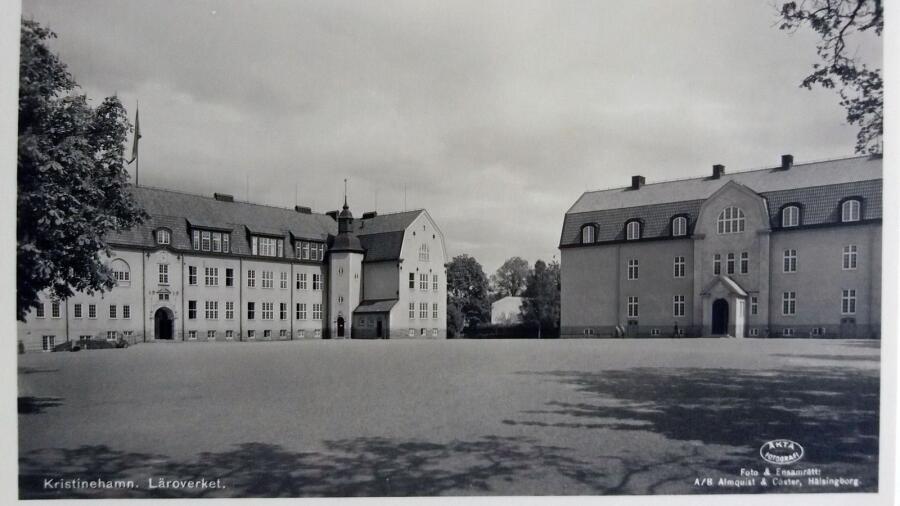 Edström minns sin skoltid Nya Kristinehamns Posten