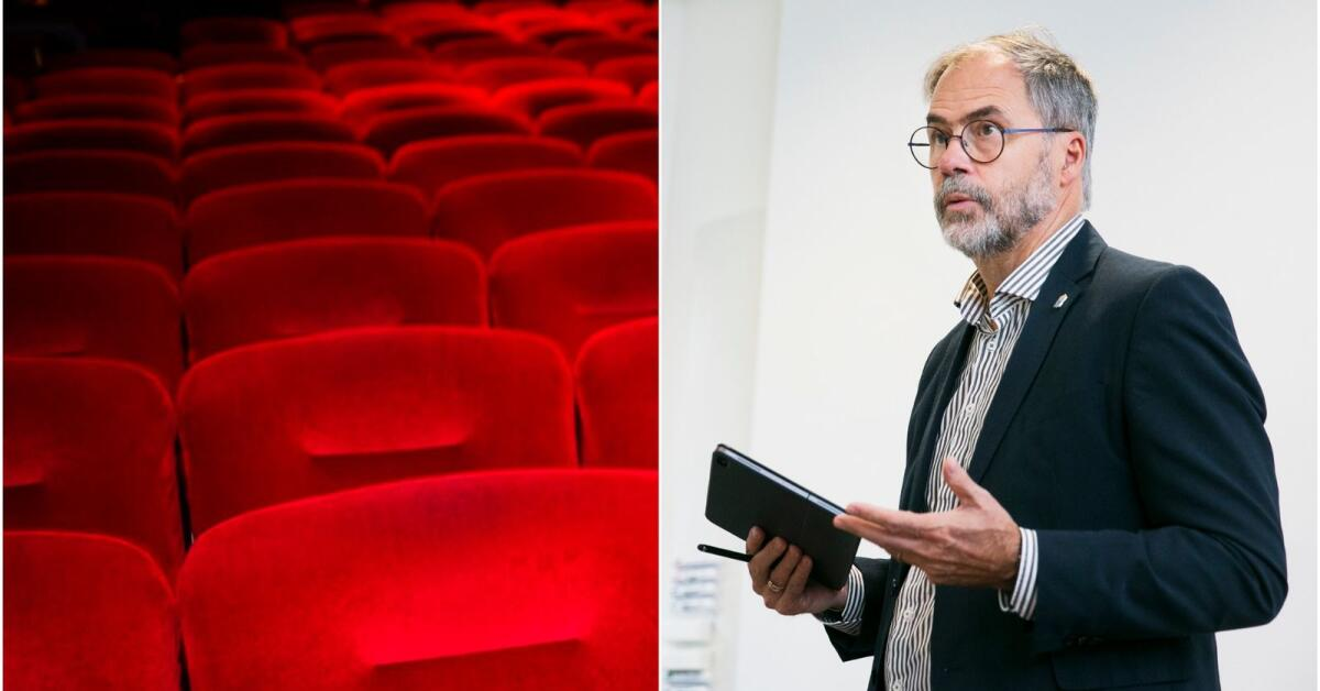 Länsstyrelsen inför maxgräns för sittande publik