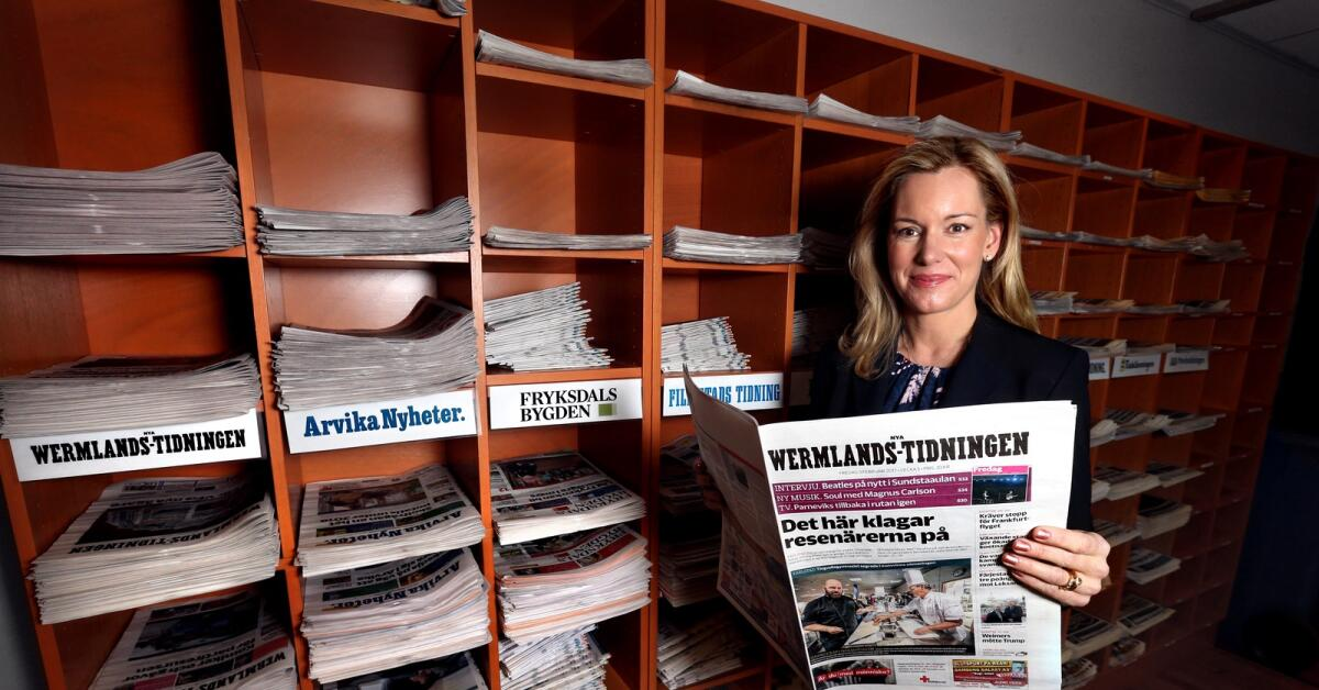 Tidningsbranschen slipper returpappersavgift