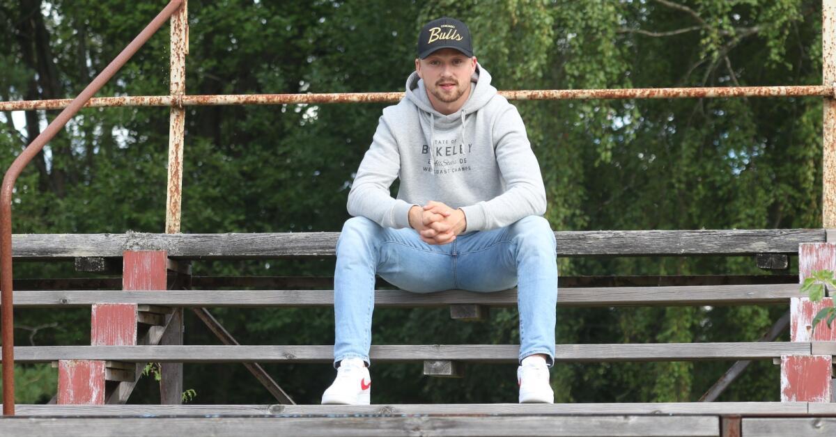 Rasmus Asplund redo för nästa steg i Buffalo