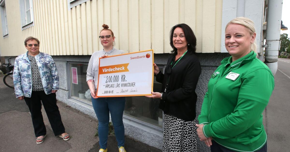 Coop Värmland sålde ut Paolo-produkter – skänker 200 000 kronor till kvinnojourer