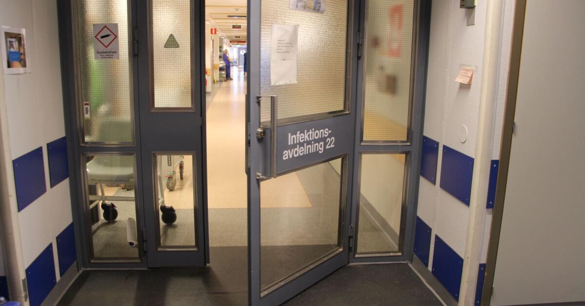 28 coronasmittade vårdas på Skaraborgs sjukhus