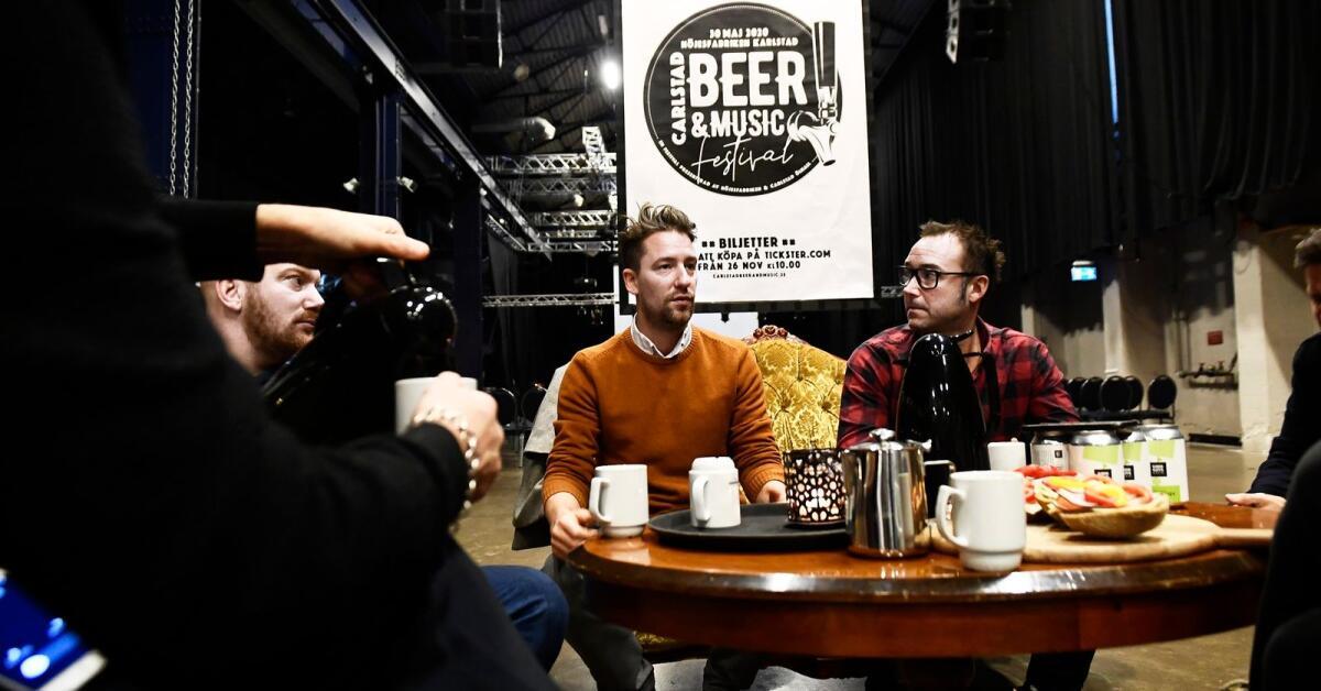 Festivalen Carlstad Beer & Music flyttas fram