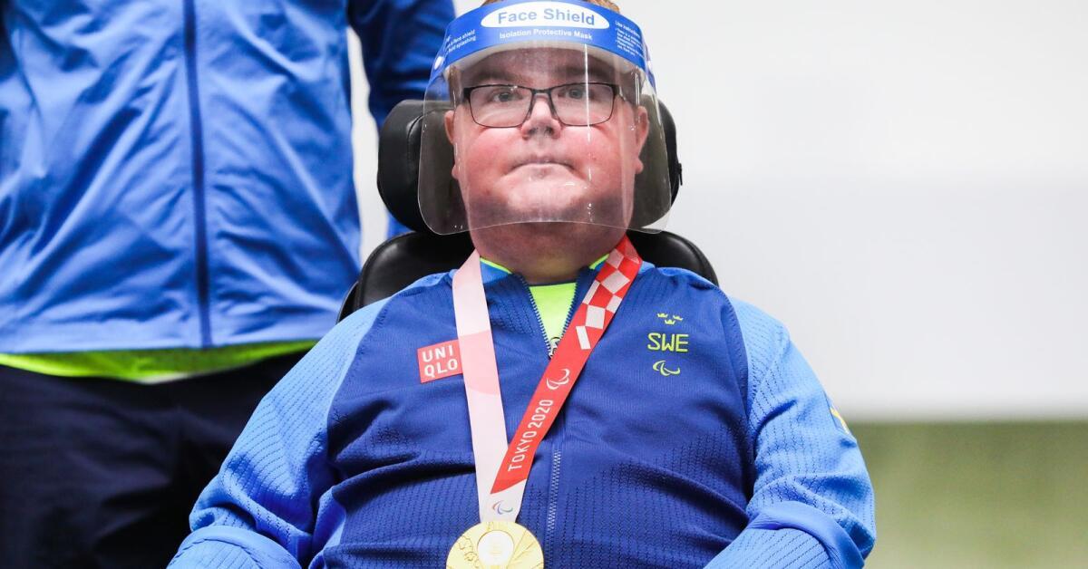 Så ska kommunen uppvakta guldmedaljören Philip Jönsson
