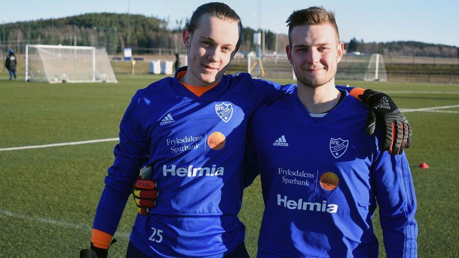 89dd50640d8d IFK Sunne satsar ungt på målvaktssidan - Fryksdalsbygden