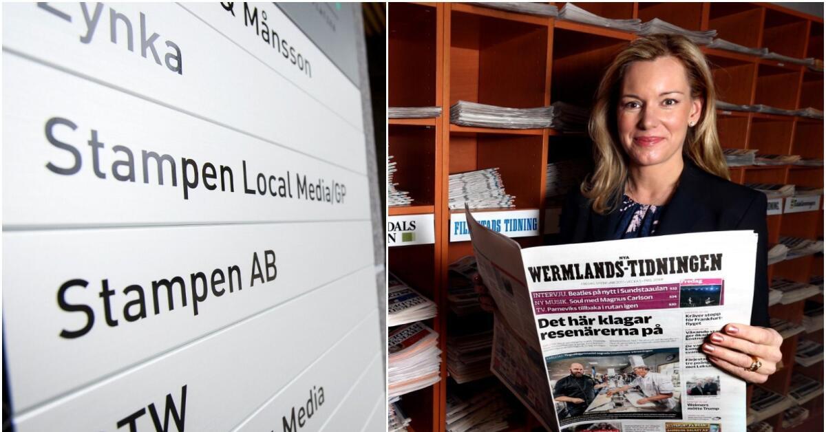 Polaris Media och NWT Gruppen tar över Stampen Media