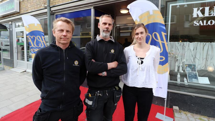 d9837618c63a HSB invigde nya lokaler - Provinstidningen Dalsland