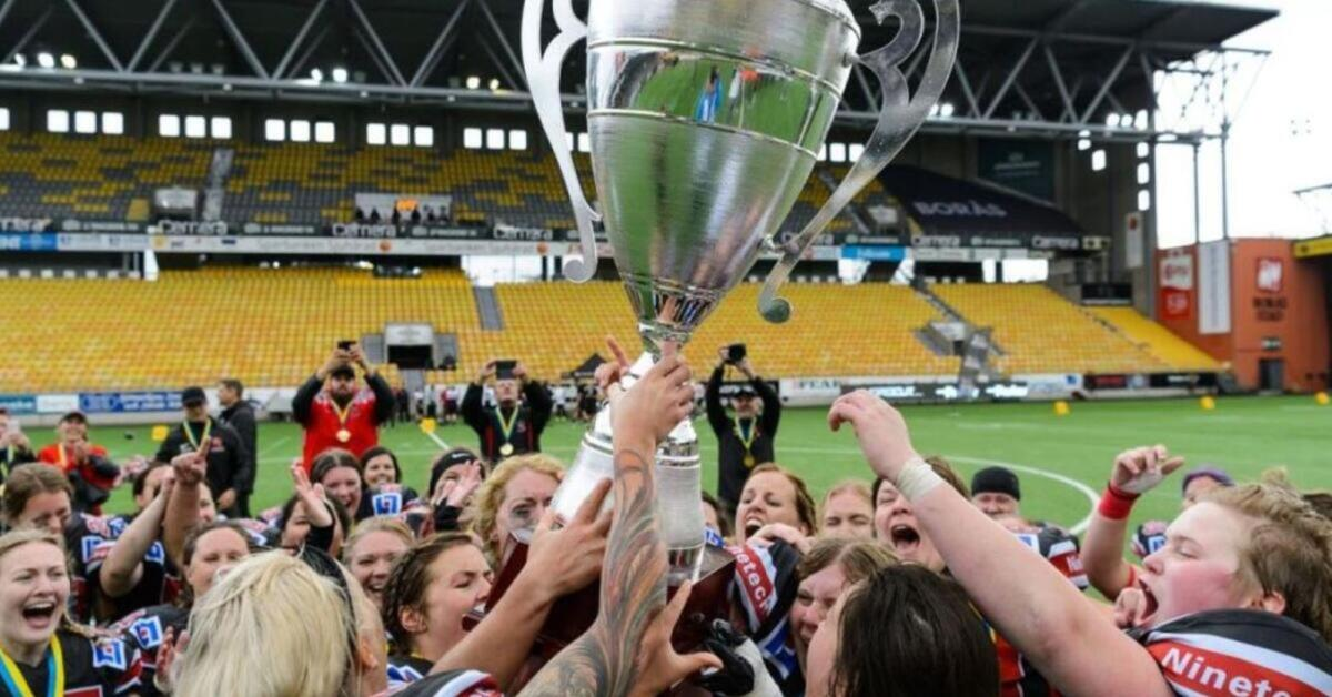 Karlstad är Sveriges tredje bästa idrottsstad