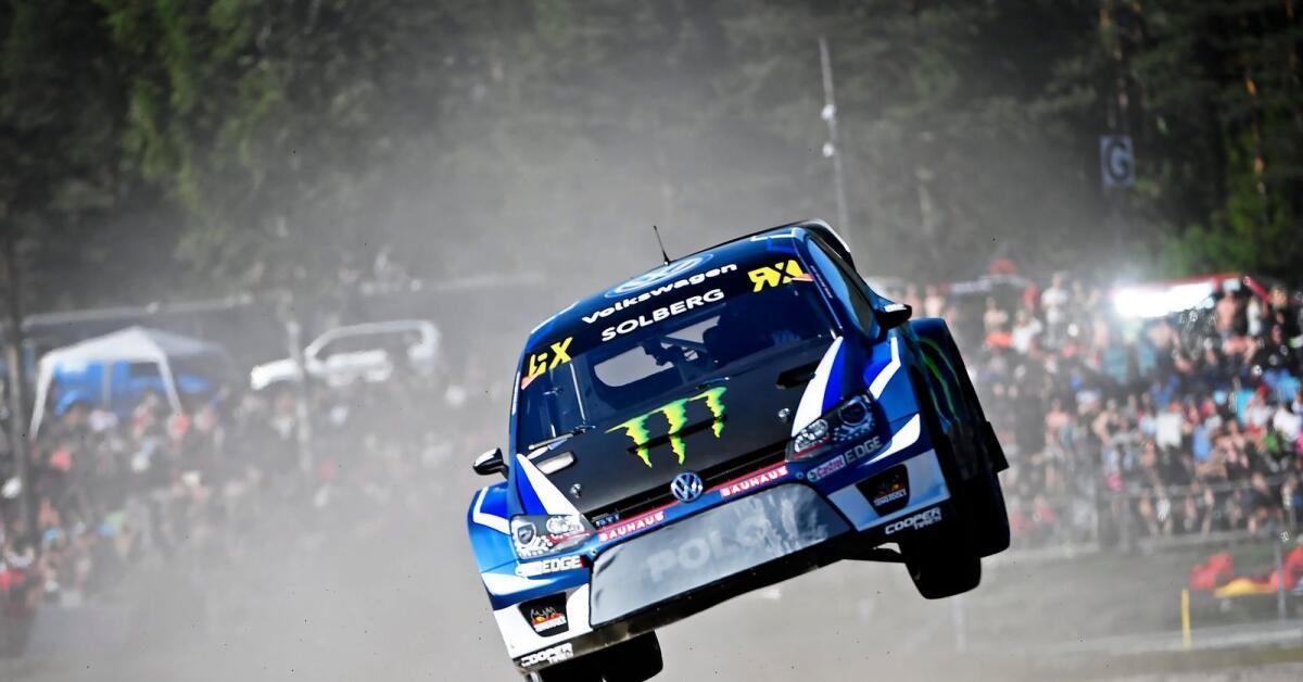 Klart: Rallycrosstävling i Höljes i juli