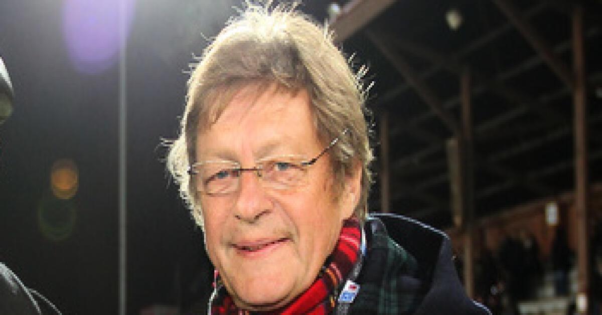 Sportjournalisten Lasse Sandlin död