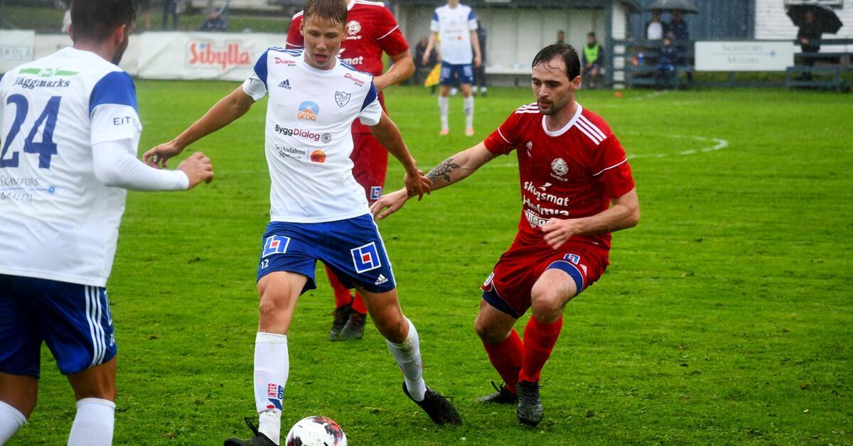 Trögstartat Sunne stod för ny kross i seriefinalen