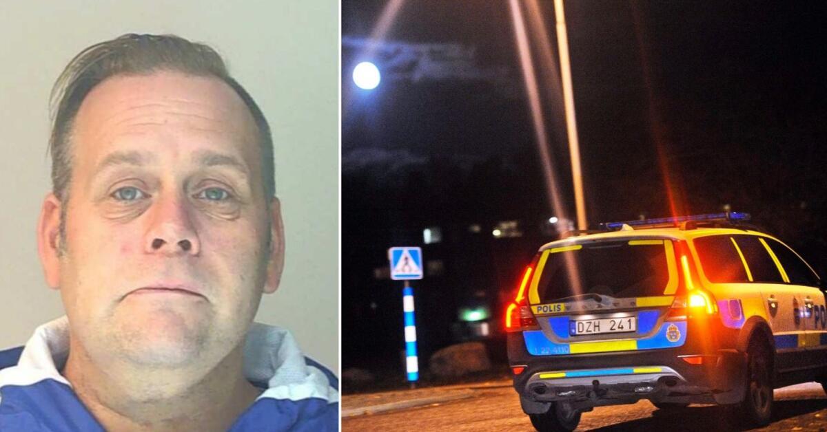Polisen söker försvunna Kevin, 44