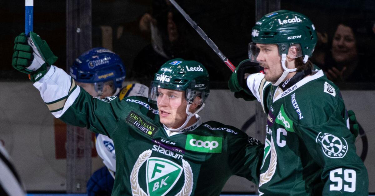 """Uppgifter: """"Lilliz"""" förlorad för FBK – klar för KHL"""