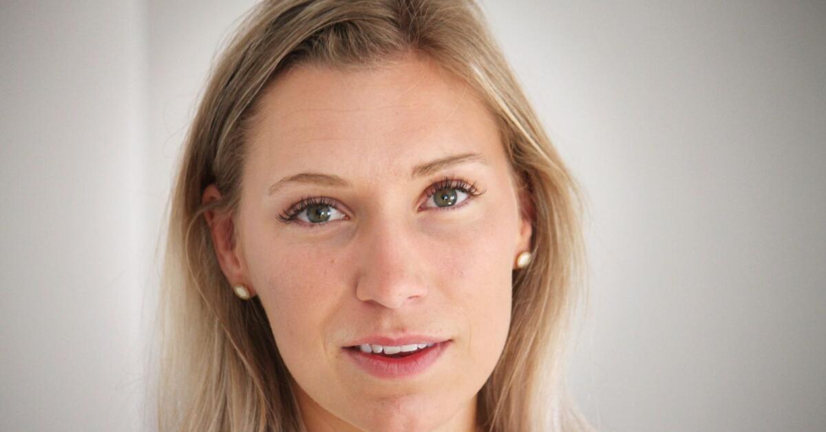 """Tilda Antonsson slutar: """"Jag blir sjuk hela tiden"""""""