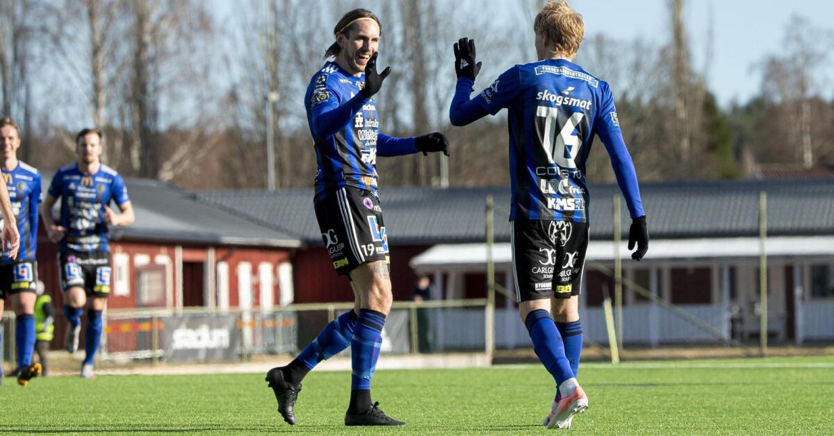Karlstad Fotboll körde över Täby FK