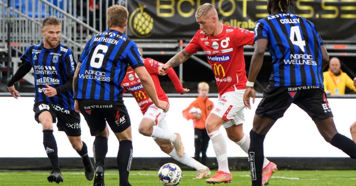 Uppgifter: Serie A-klubb planerar lägga bud på Edvardsen