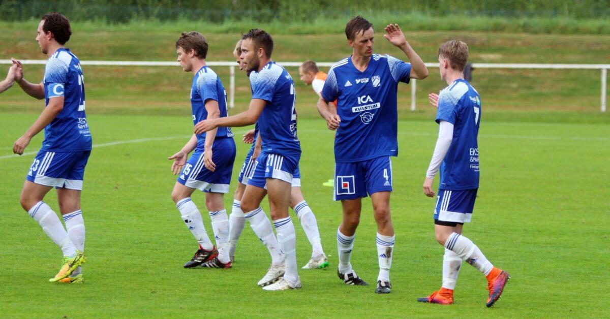 Islossning för IFK mot FFK