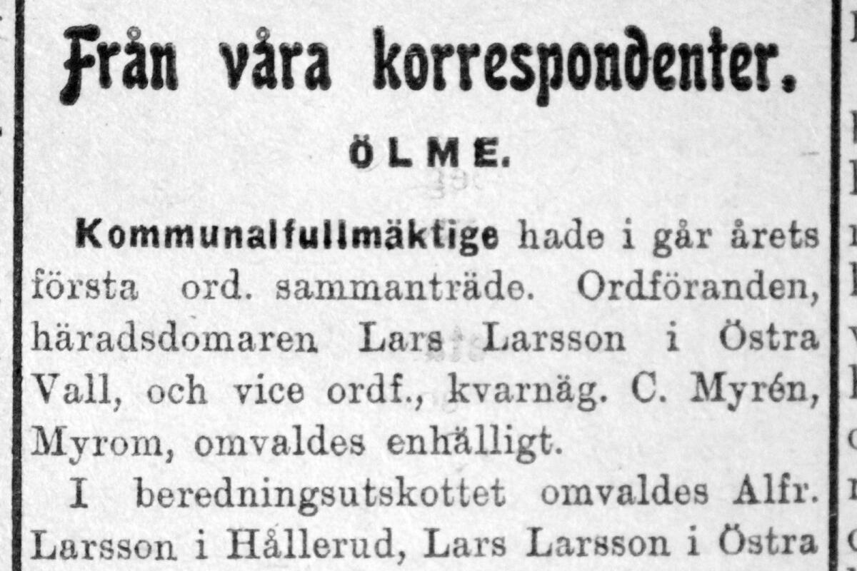 Hanna lme, 21 r i Ytterby p Stenldersgatan 54 - adress