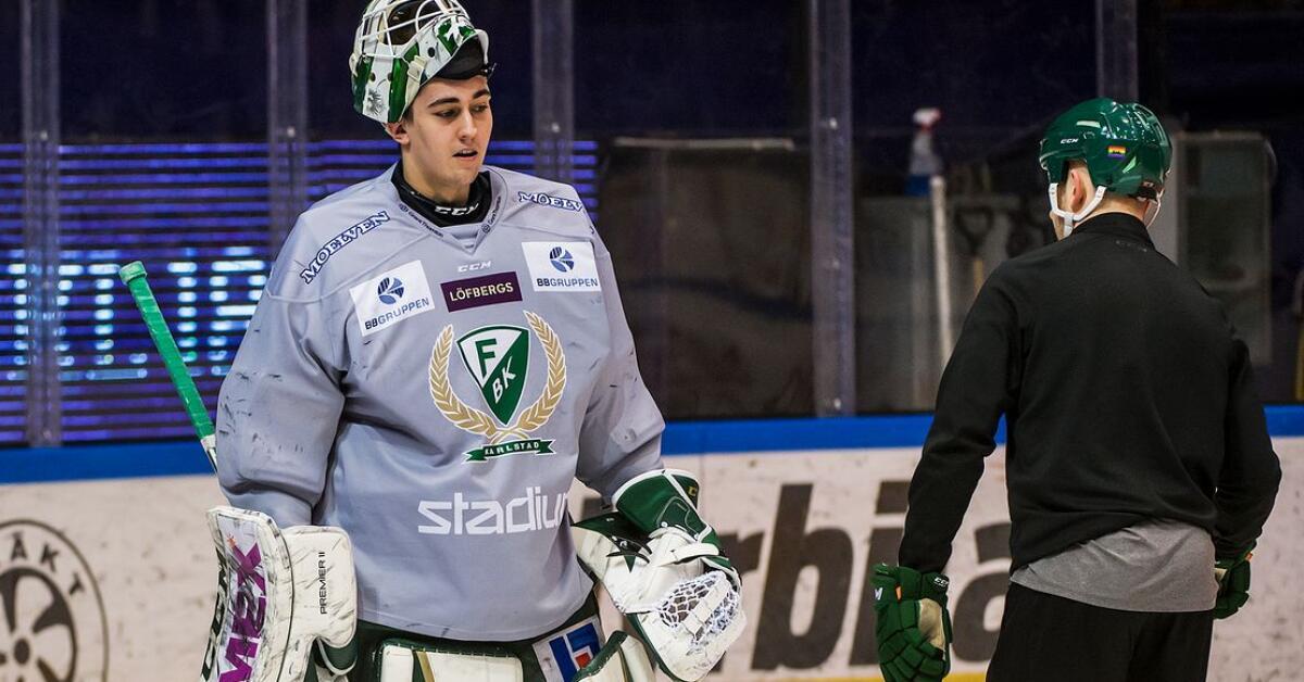 """Arvid Holm om NHL-kontraktet och revanschlustan """"Stor chans att vinna"""""""