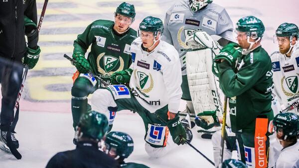 """VF Hockey: """"Ejdsell är bästa värvningen - en given femma"""""""