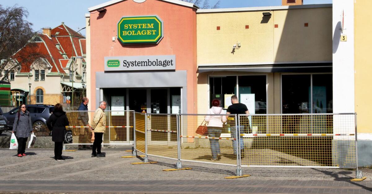 Systembolaget begränsar antalet kunder