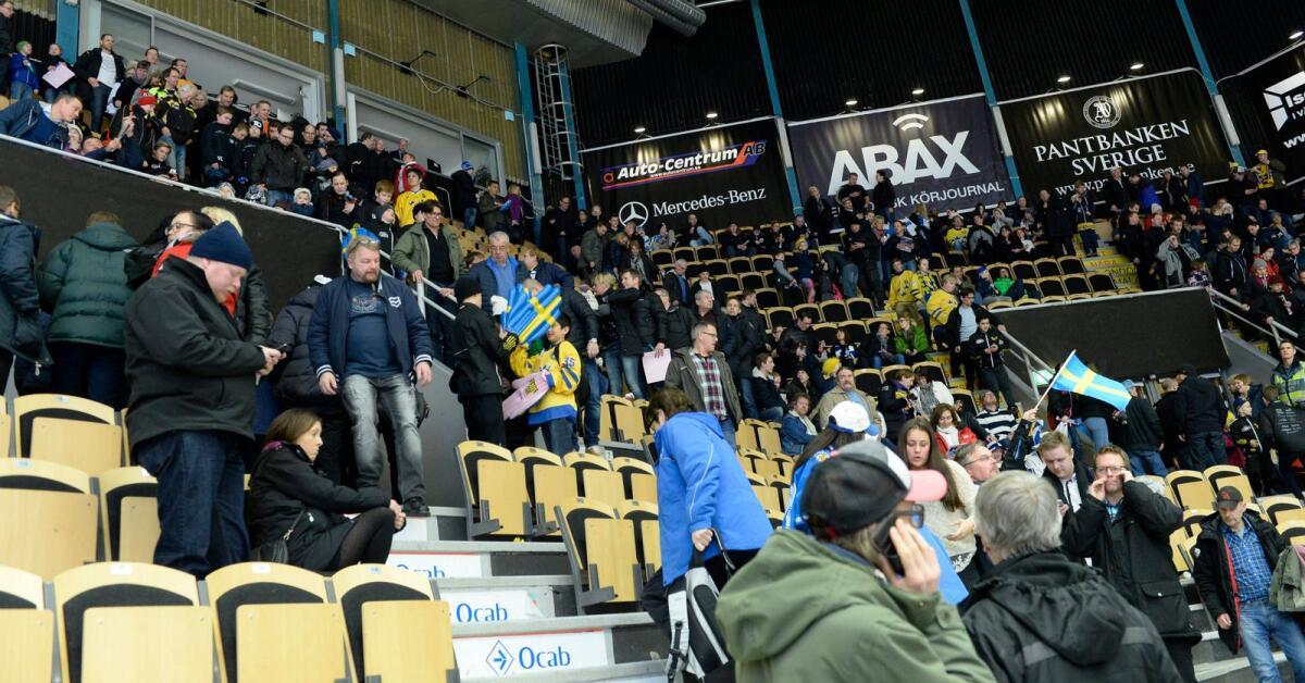"""FBK:s motståndare tar in publik: """"Upplev ishockey på plats igen"""""""