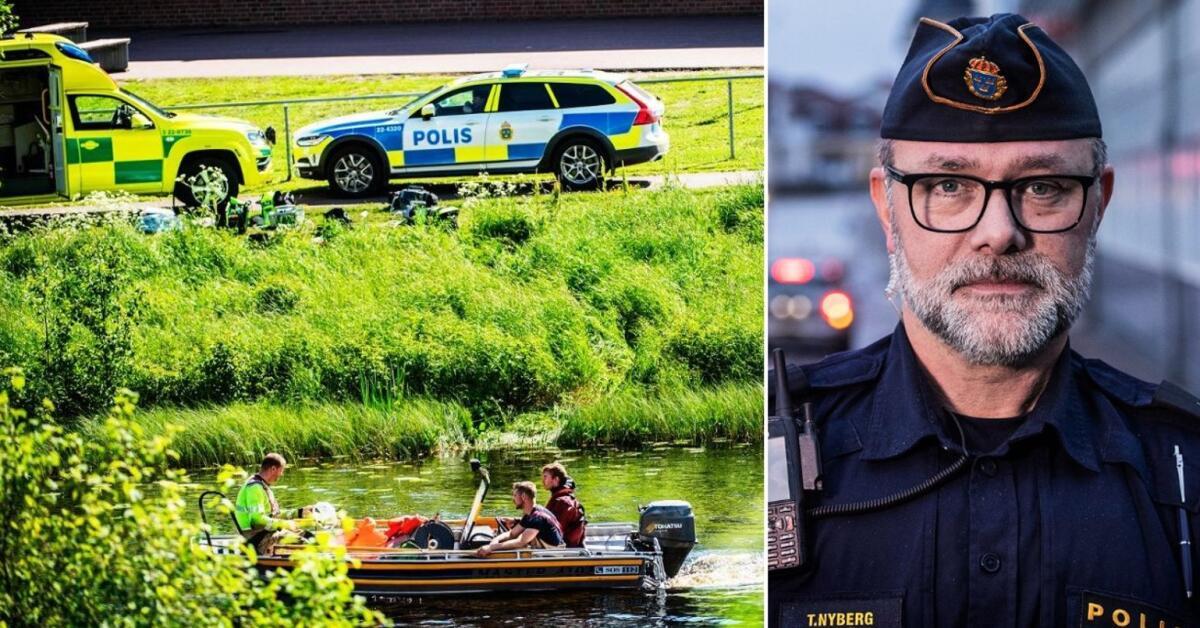 """Pojken hittades med drönare: """"Tror inte den var i luften tio minuter ens"""""""