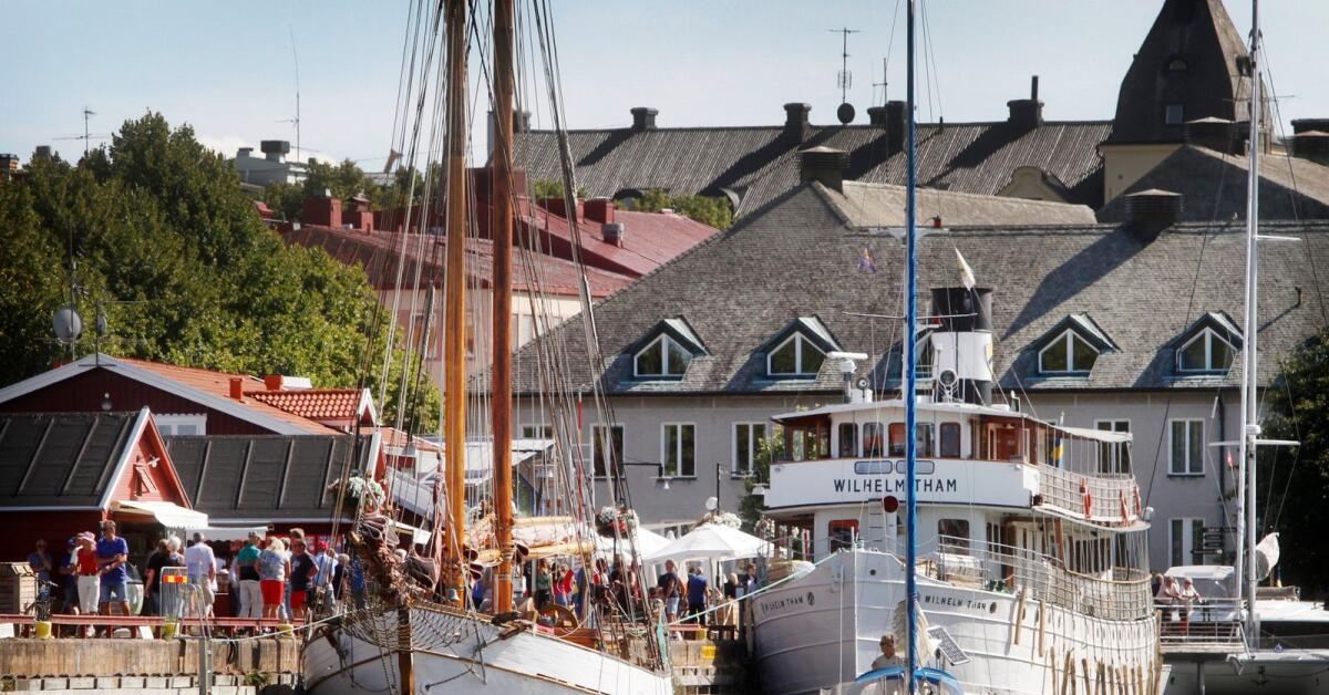 Känn pulsen i Mariestads hamn