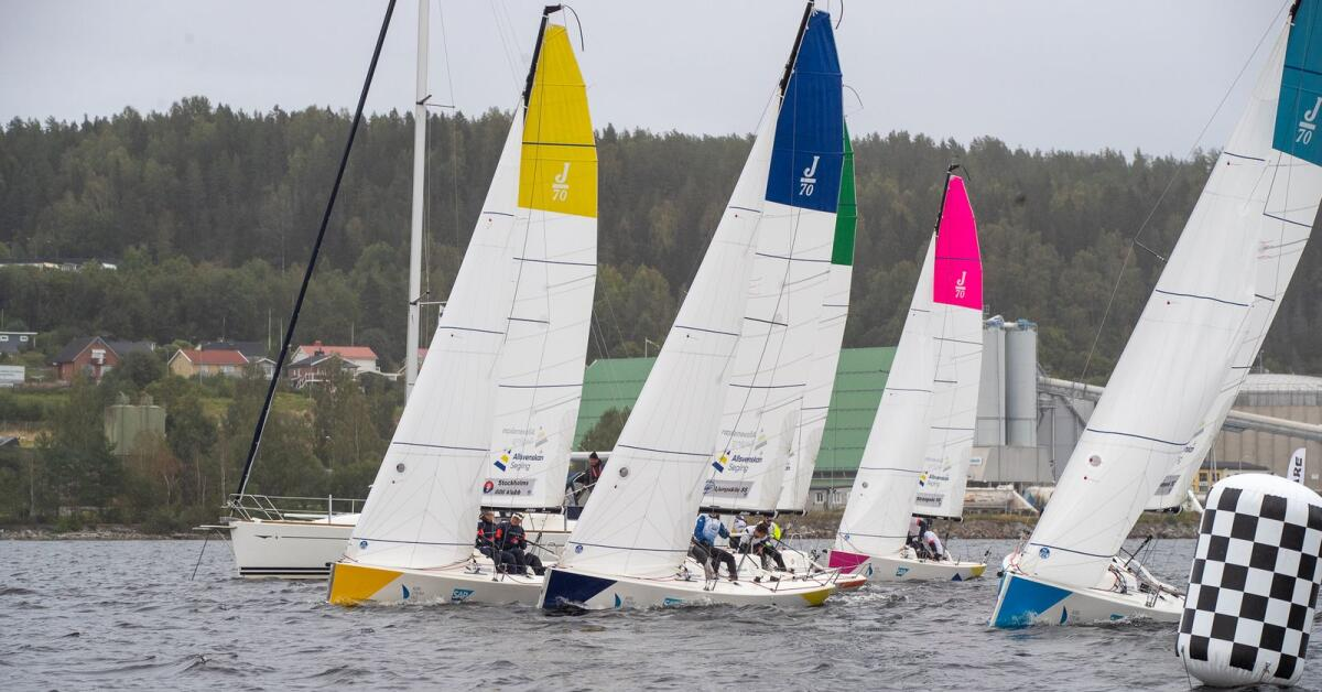 SS Åmålsviken siktar på finalrace