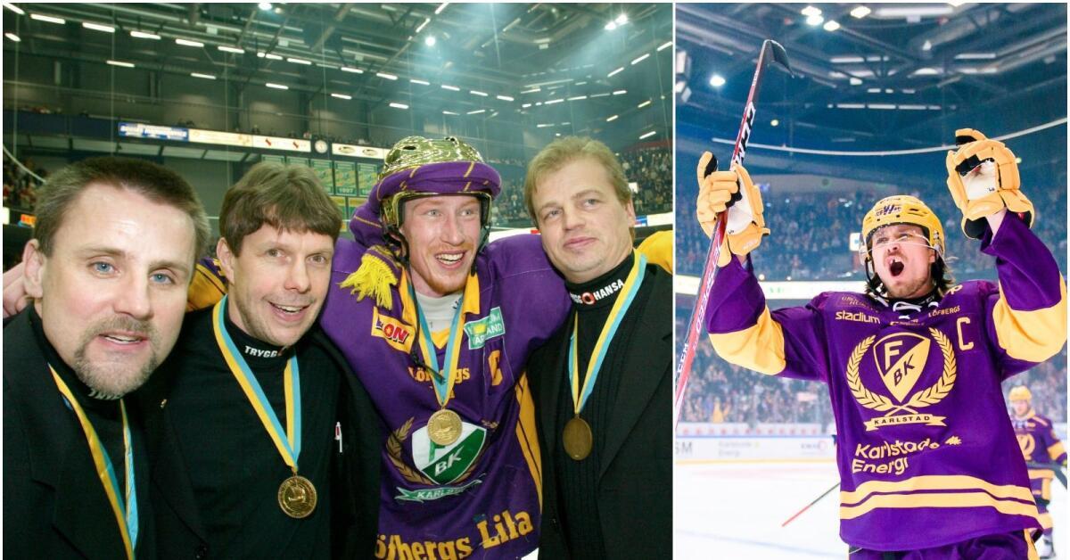 Färjestad hyllar förre guldhjälten – och firar arenans 20-årsdag