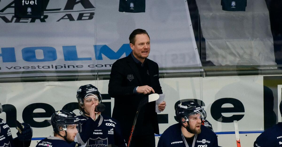 Helmerssons Karlskoga missade finalen