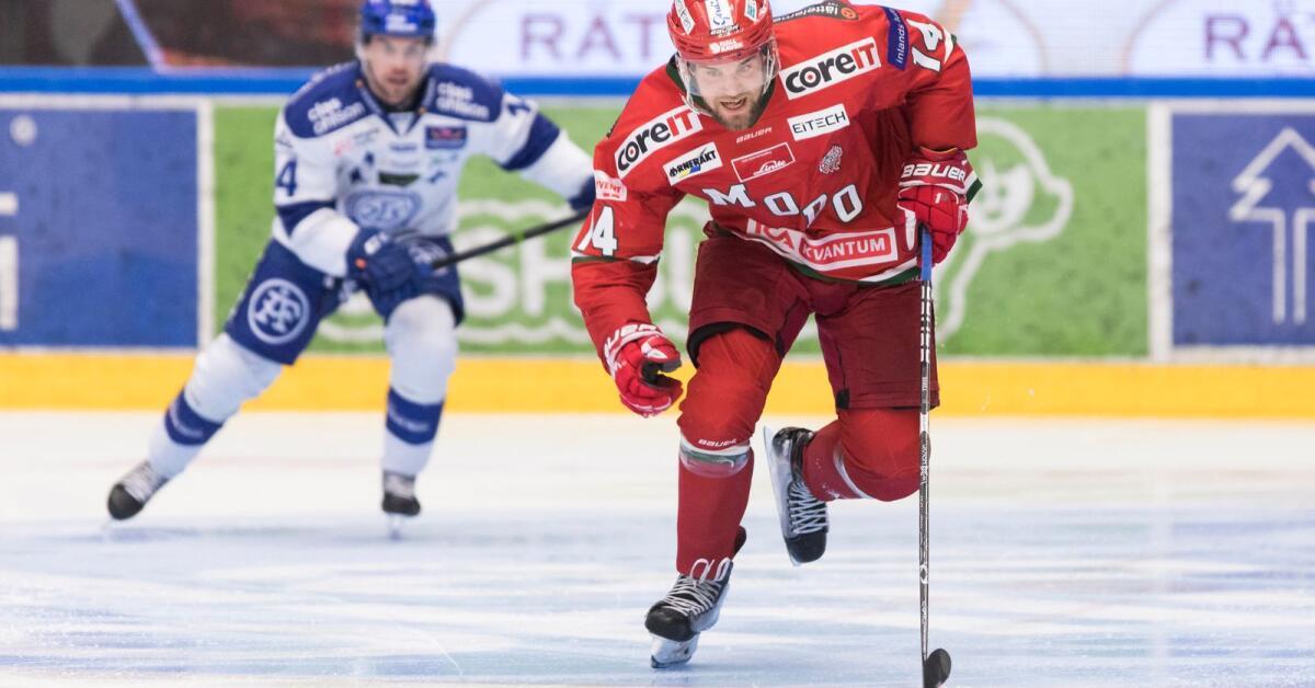 """Björklund tillbaka i BIK: """"Känns fantastiskt bra"""""""