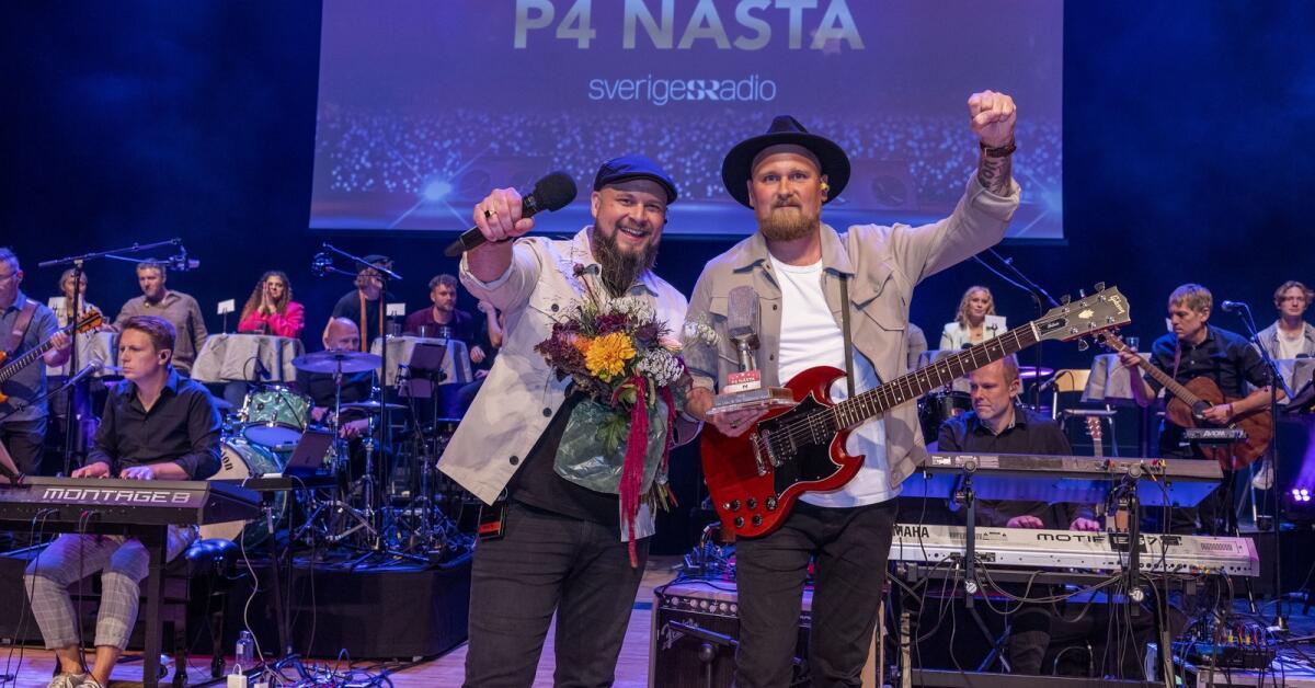 Duo från Skövde vann P4 Nästa