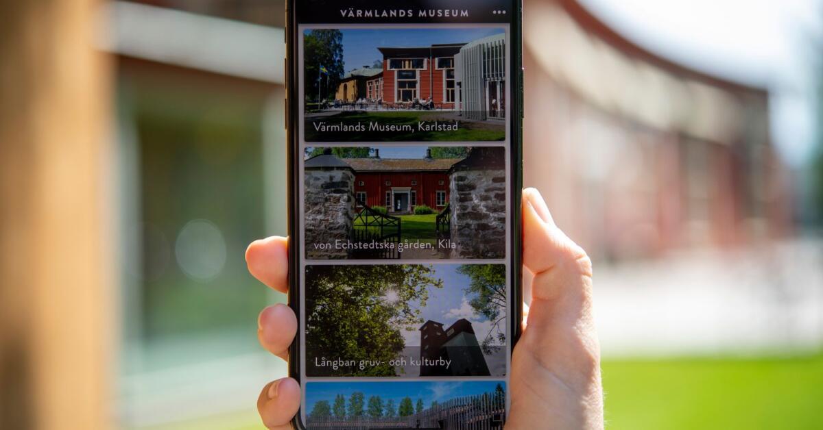 Museet satsar på mobila kulturvandringar