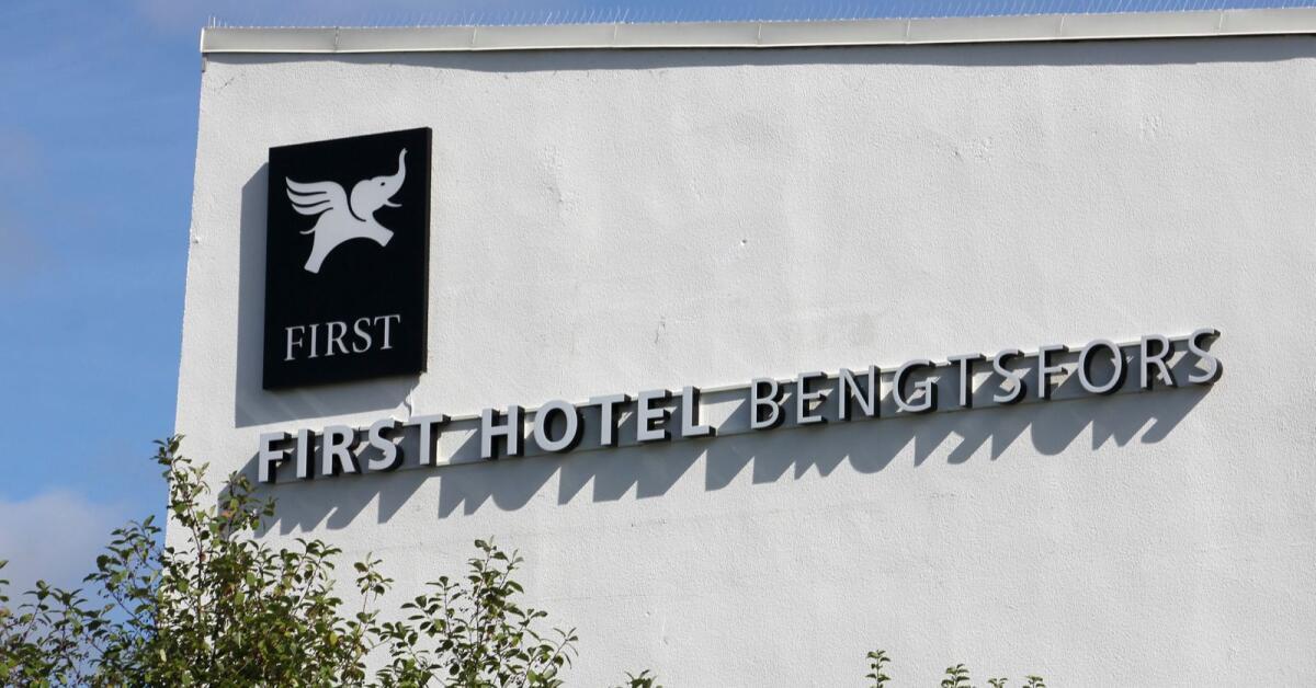 Maribels konkurs berör inte First Hotel Bengtsfors