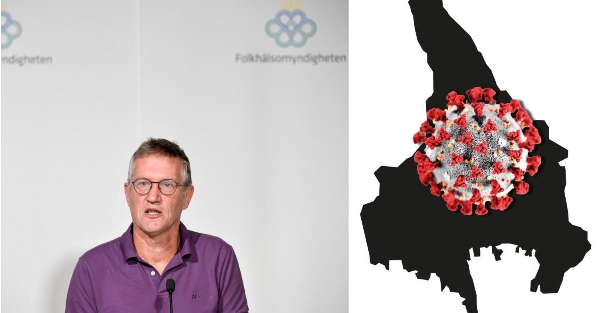 Fhm Sa Ser Smittan Ut I Varmland Kommun For Kommun Nya Kristinehamns Posten
