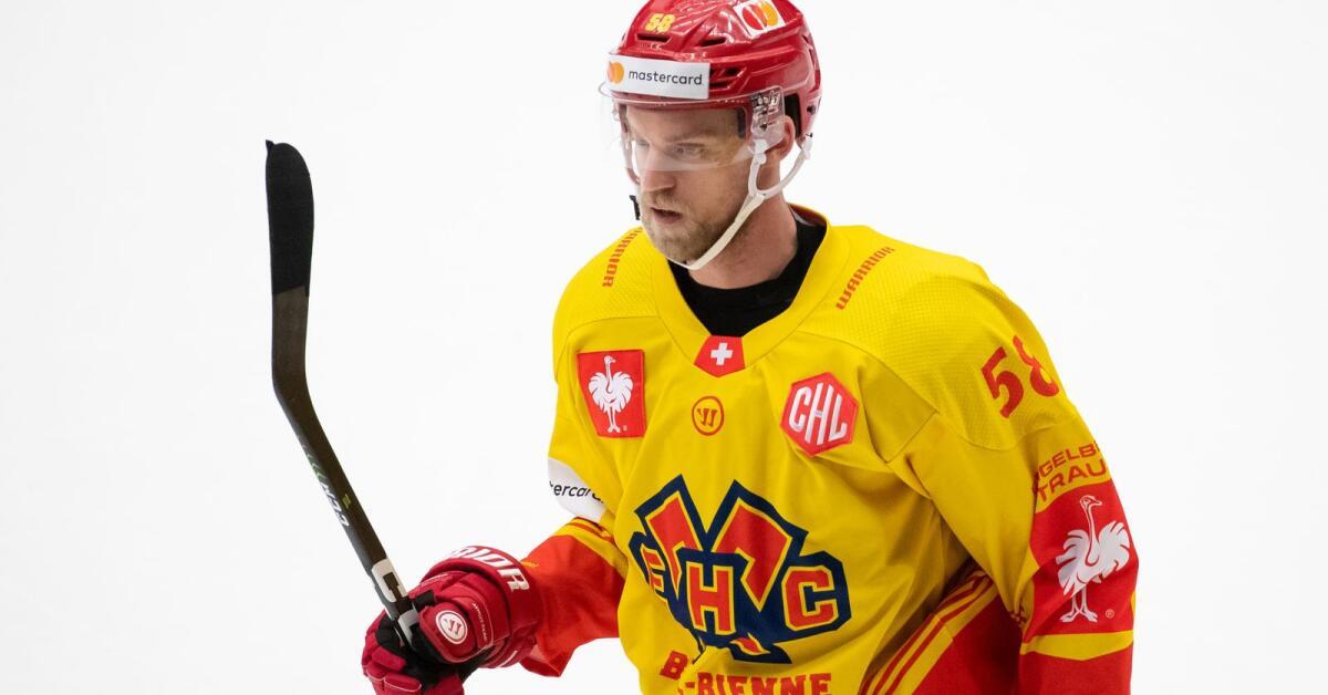 Knallen: Från Schweiz högstaliga till Hockeyettan