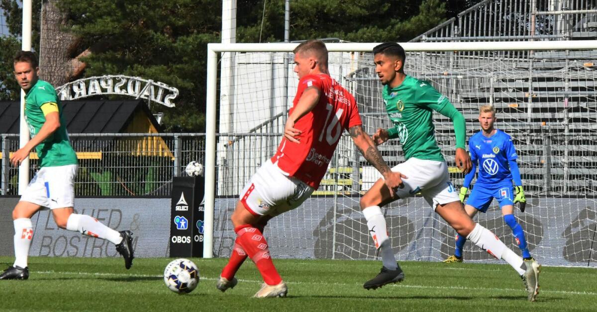 Fyra mål på sex matcher för Degerfors succévärvning