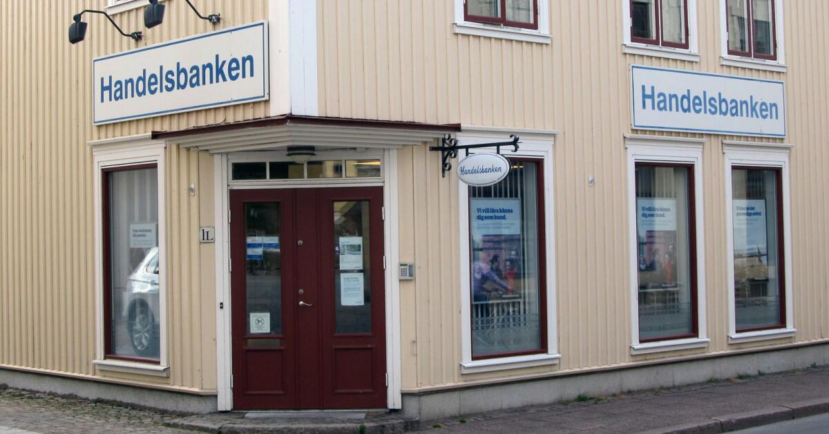 Handelsbanken lägger ned i Hjo