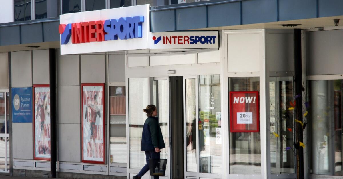 Intersport stänger butiker – men inte i Mariestad