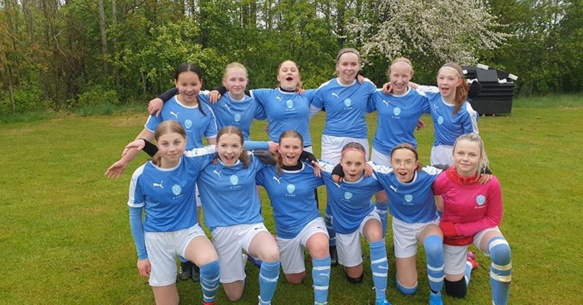 """Grönt ljus för ungdomsfotboll i Dalsland: """"Kul att komma igång"""""""