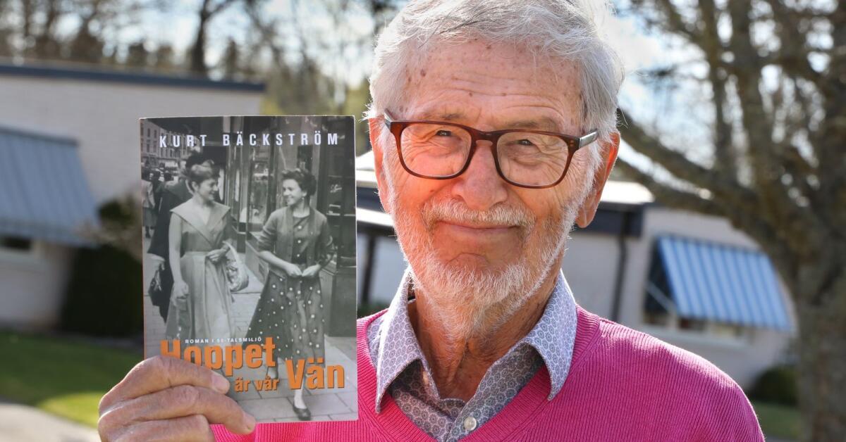 Kurt skildrar 50-talet i sin nya bok