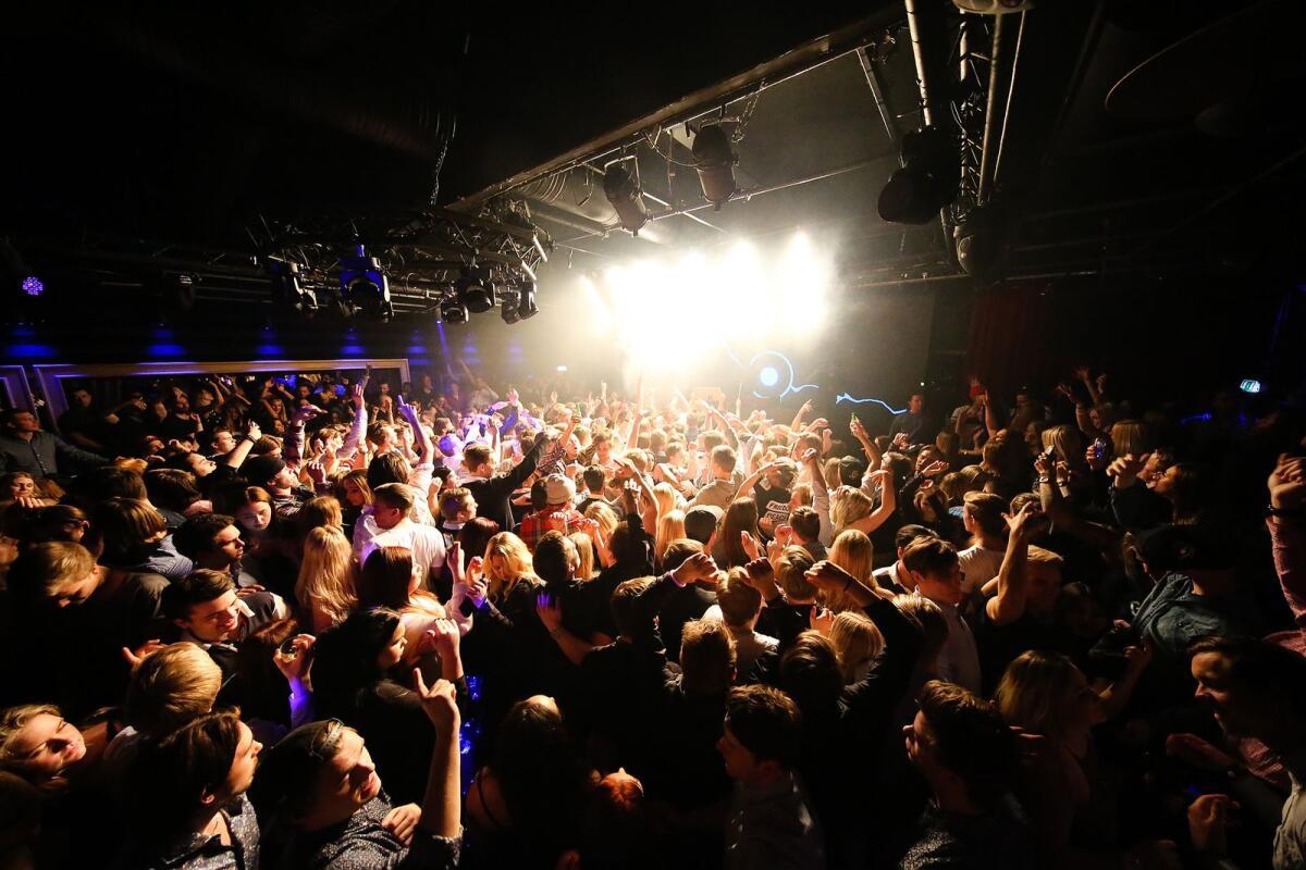 Nattklubb Arvika