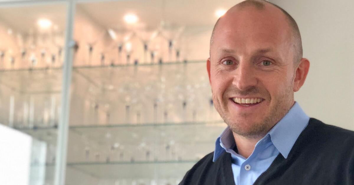 "Han blir ny klubbchef i Crusaders: ""Fokus på sporten"""