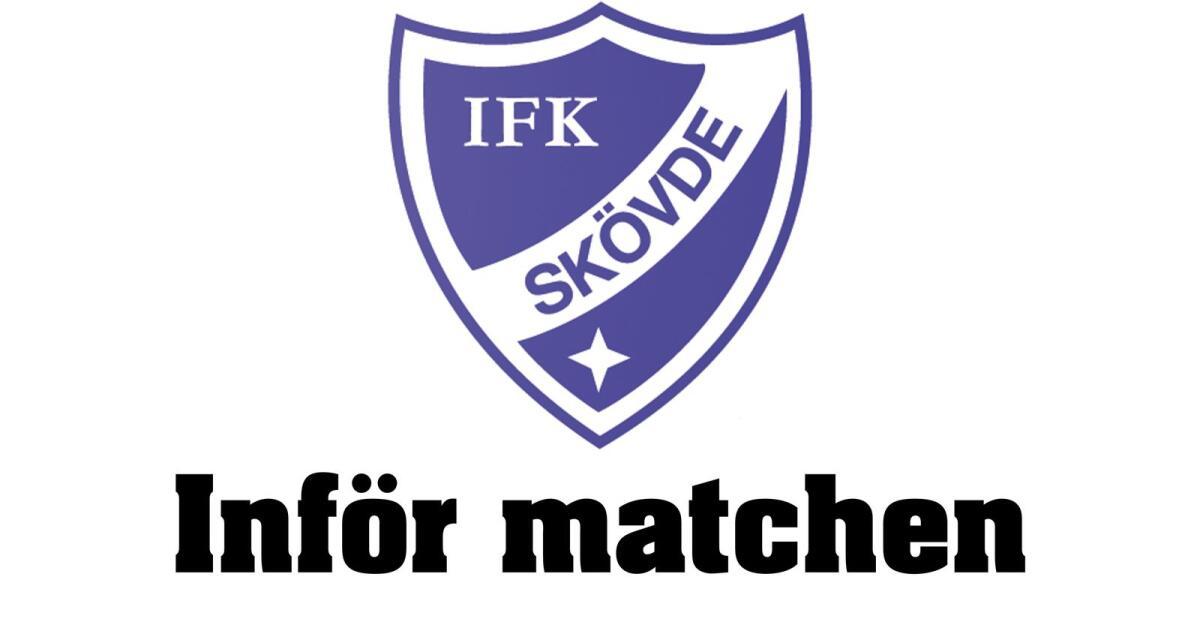 Inför IK Sävehof-IFK Skövde