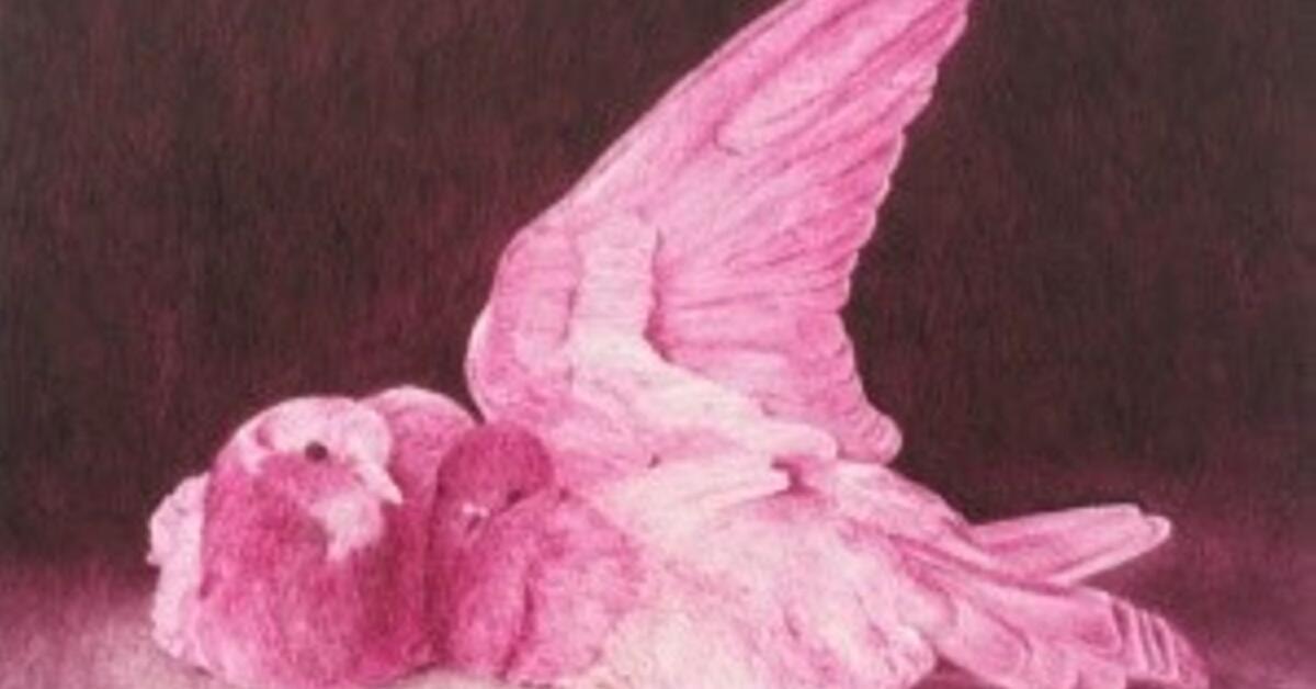 Hall gästar Lerin i höst med måleri och teckningar