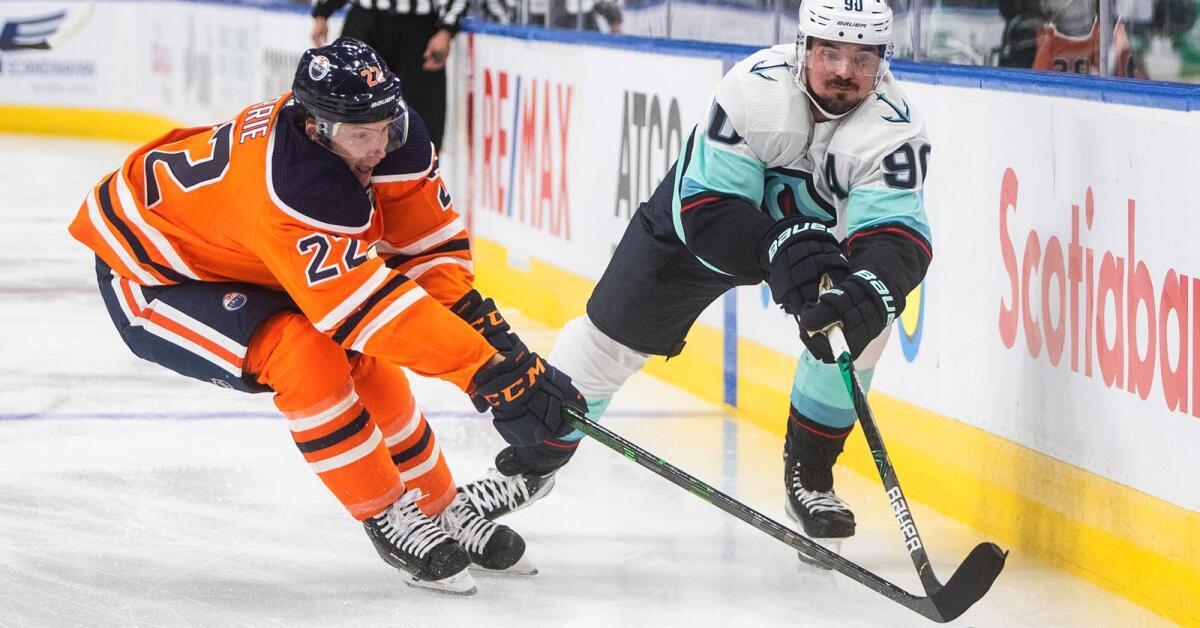 NHL-nykomlingens besked – Johansson uppsatt på skadelistan