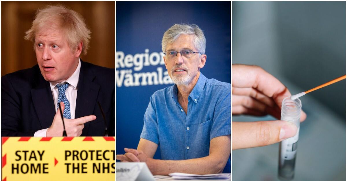 Smittsamma virusmutationer – inga sydafrikanska eller brittiska fall i Värmland